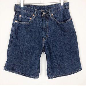 Levi's 550 Jean Shorts 100% Cotton 32